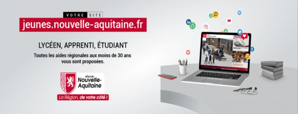 Aide Jeunes Région Nouvelle-Aquitaine