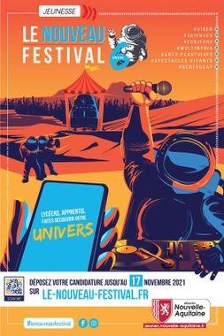 Nouveau Festival 6ème édition 2022